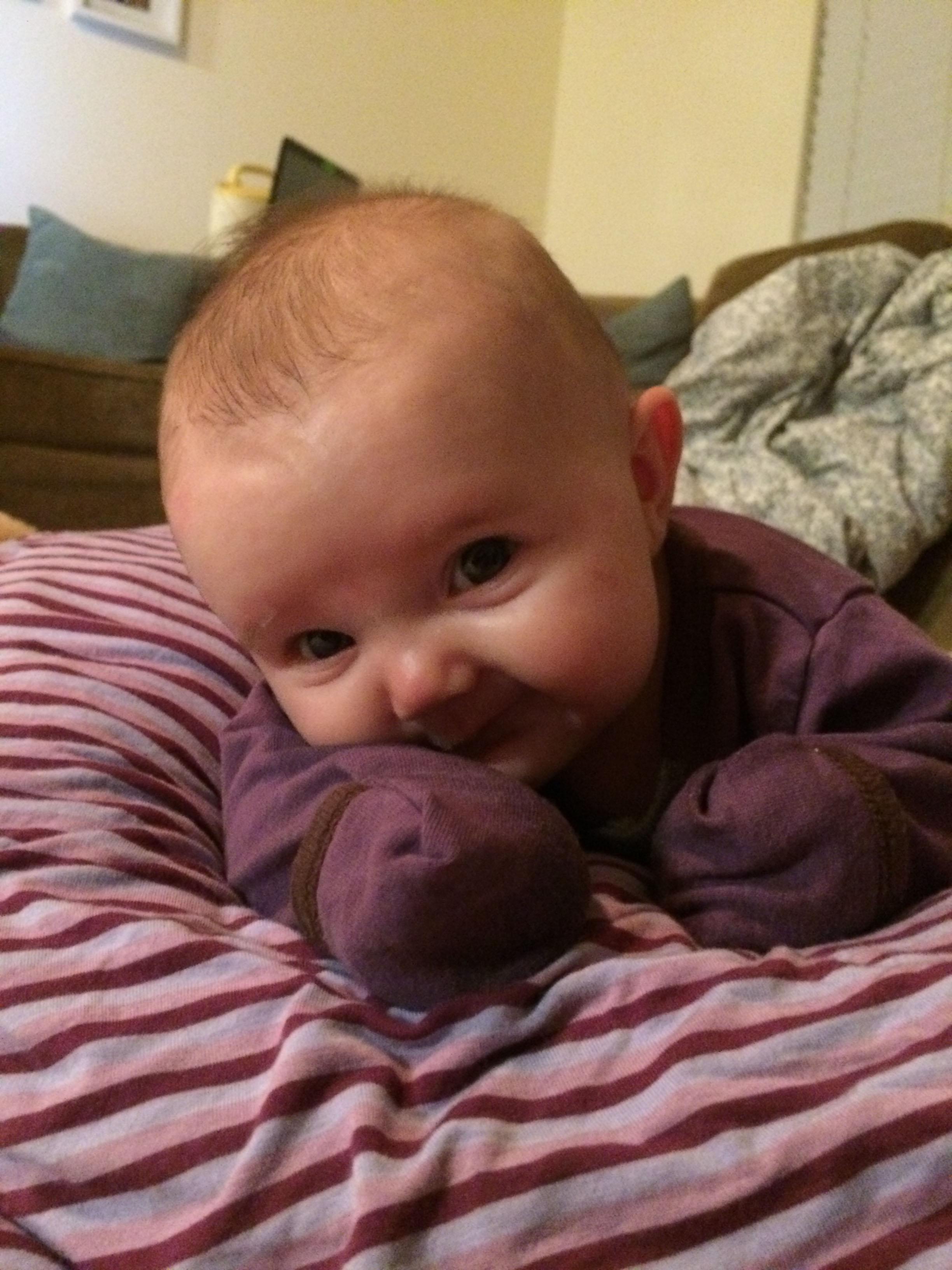 Kiira 3 Months-8